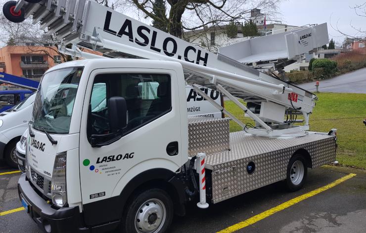 Moebelift der Laslo AG